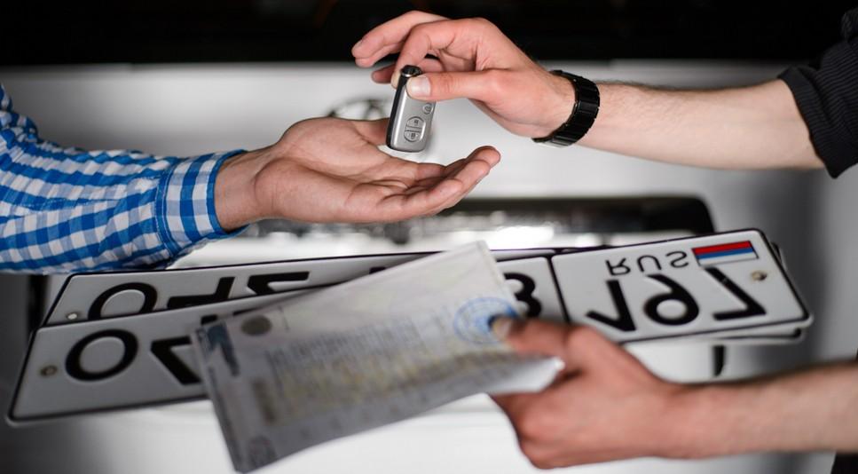 Авто после тест драйва купить в москве