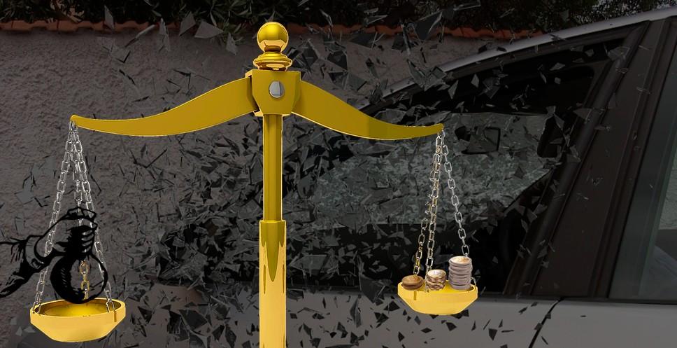 Что делать, если страховая подала в суд на возмещение ущерба?