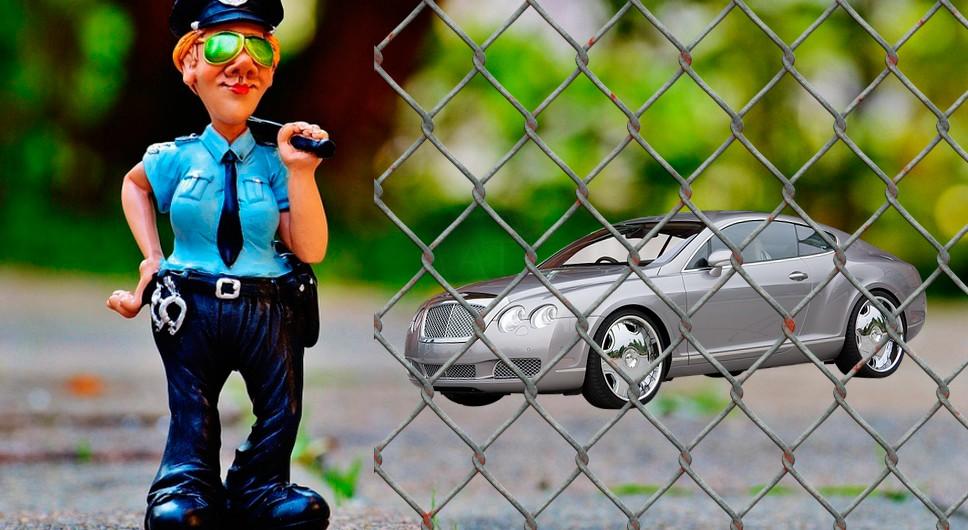 В каких случаях накладывается арест на автомобиль