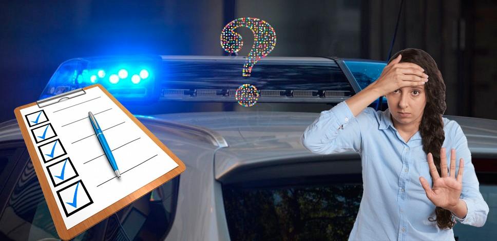 Что нужно делать при аварии автомобиля по закону