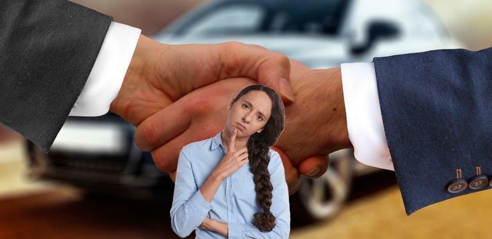 Покупатель авто самостоятельно снимает с регистрационного учета