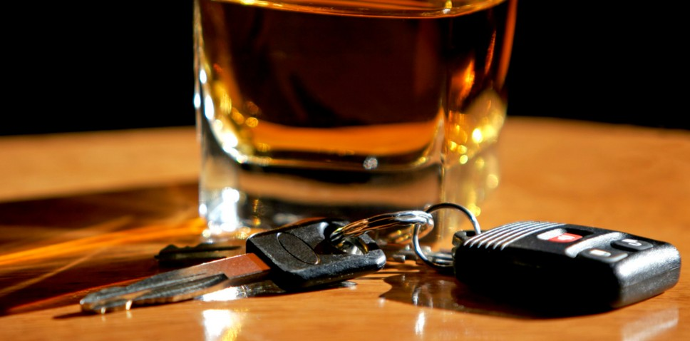 Лишение прав за пьянку заранее