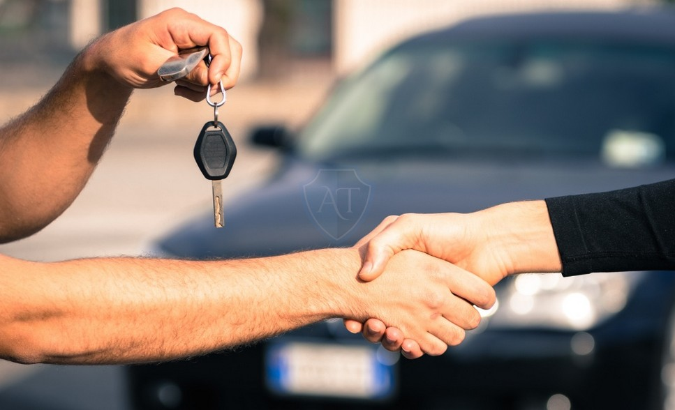 Передача авто по доверенности