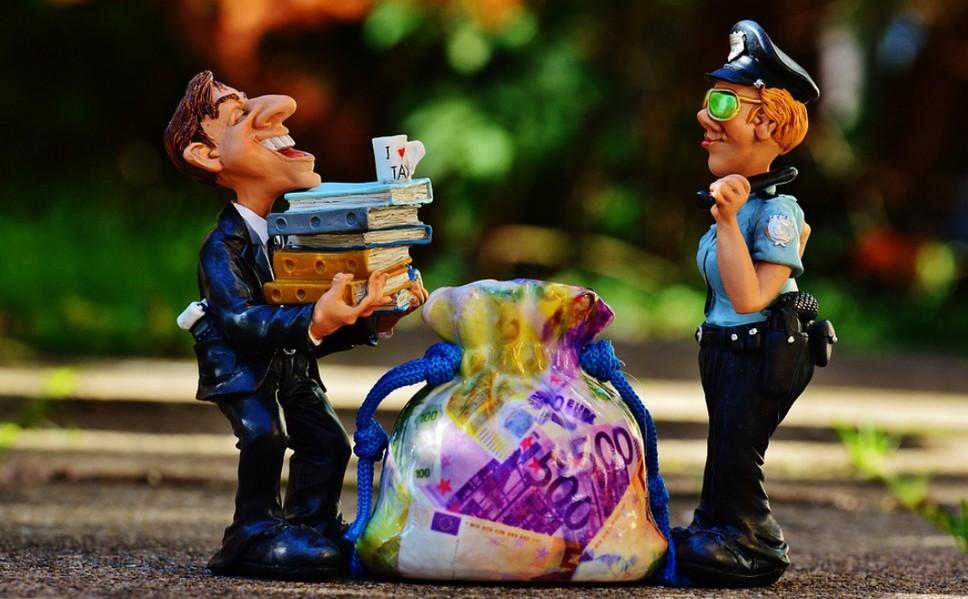 Новые штрафы с 20 ноября