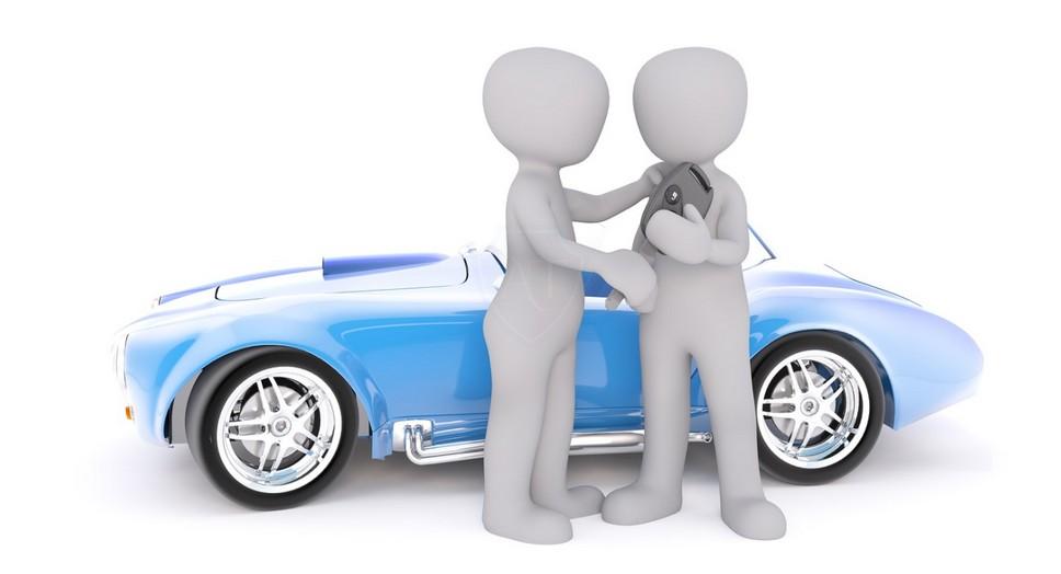 Доверенность от организации на покупку автомобиля