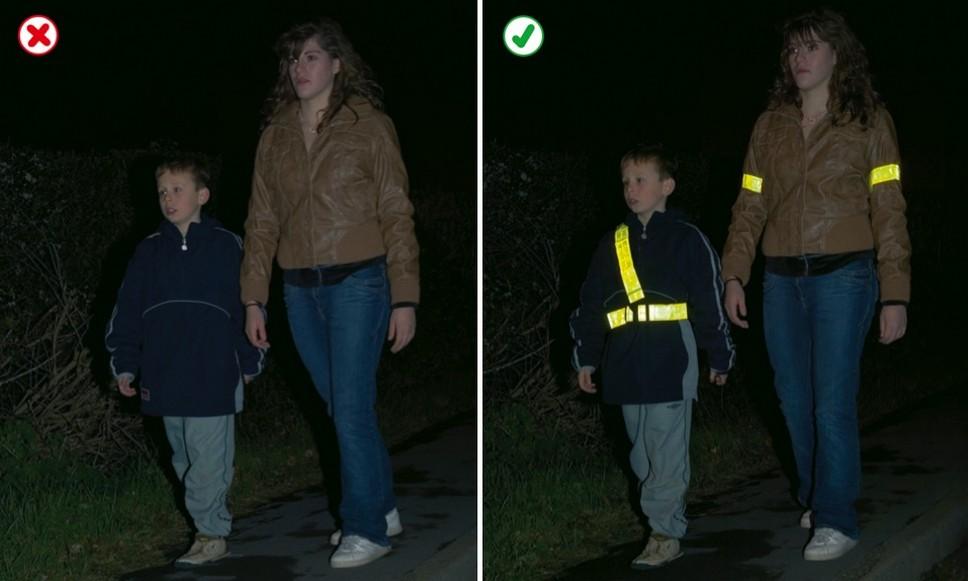 Изменения в ПДД: светоотражающие жилеты по ГОСТу в вопросах