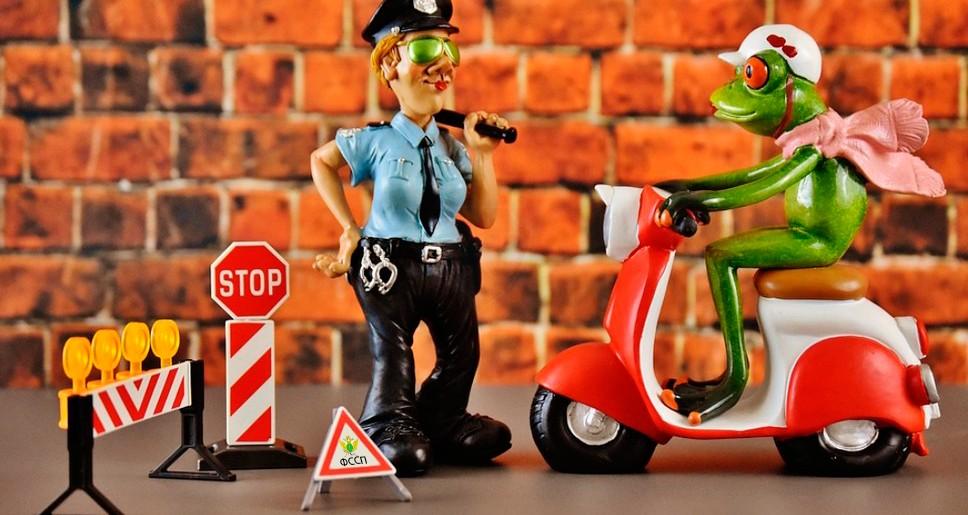 Про арест и изъятие мотоцикла судебными приставами