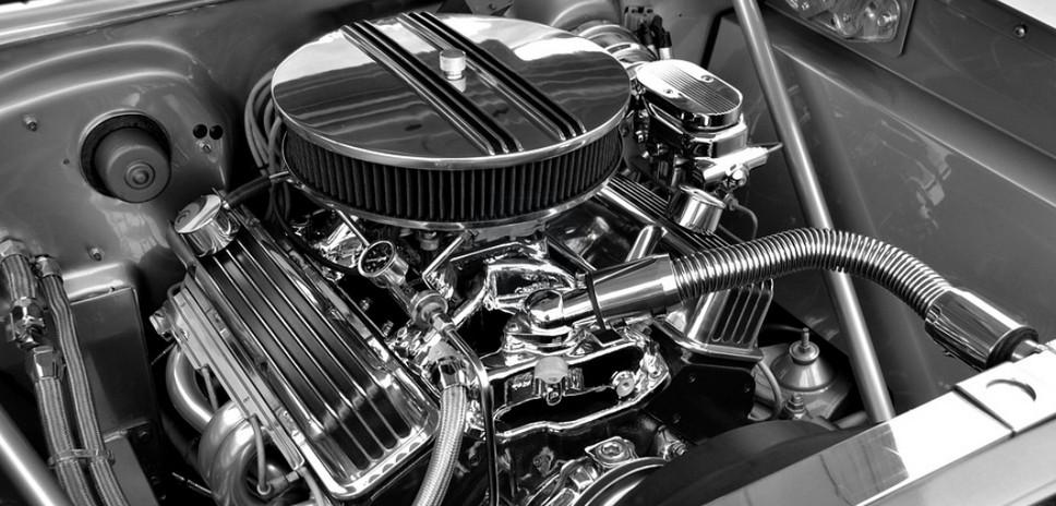 Силовой мотор с большей мощностью