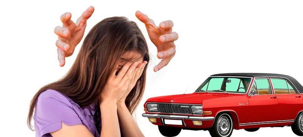 Головная боль в перечне противопоказаний к езде за рулём