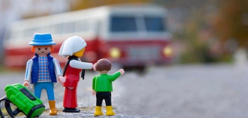 Изменения в правила перевозки детей в городских и школьных автобусах
