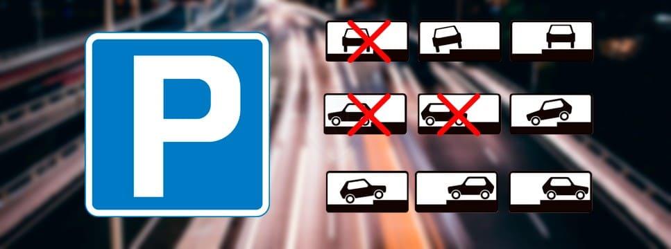 Дорожные знаки, разрешающие парковку на тротуаре без штрафа