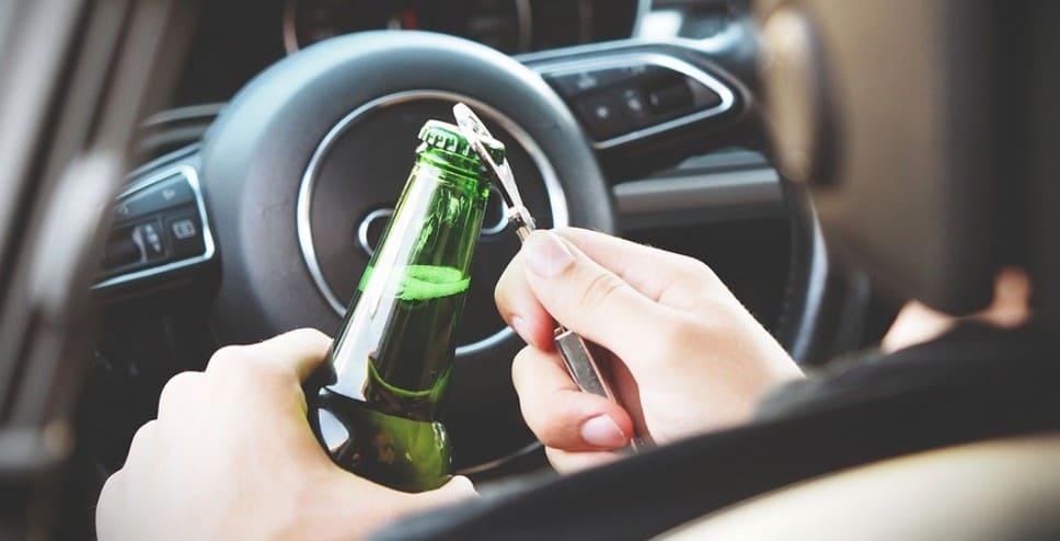 Наказание за езду пьяным после лишения прав