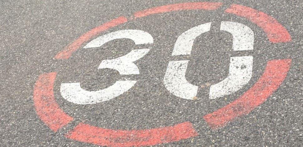 Официальная правда о снижении скорости до 30 км в час