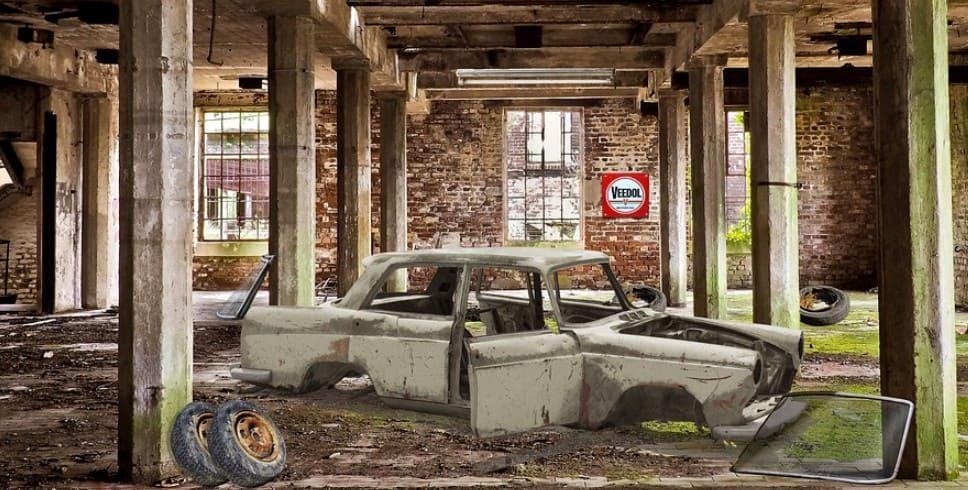 Правильное снятие с учёта машины для продажи по деталям и запчастям