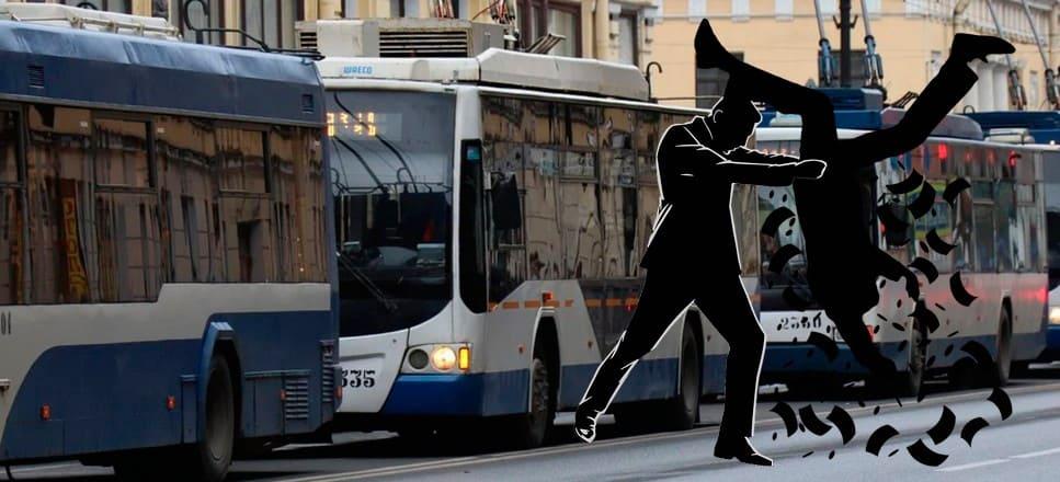 Размер штрафа, если проехал по автобусной полосе