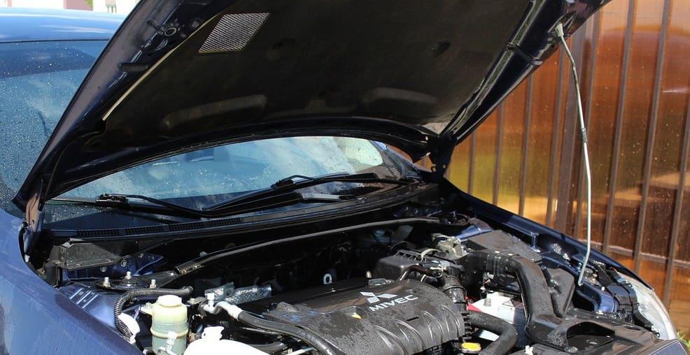 Ремонт машины после 15 дней