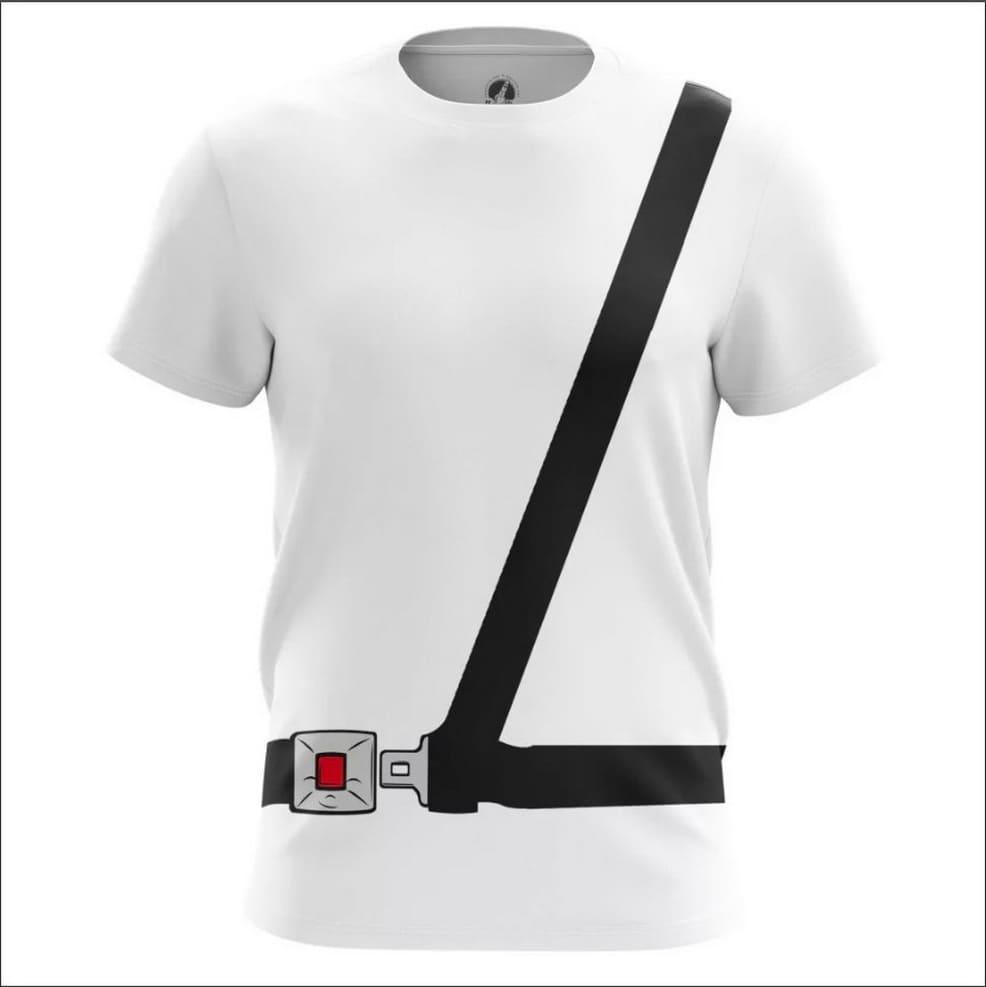 Штраф за футболку с принтом