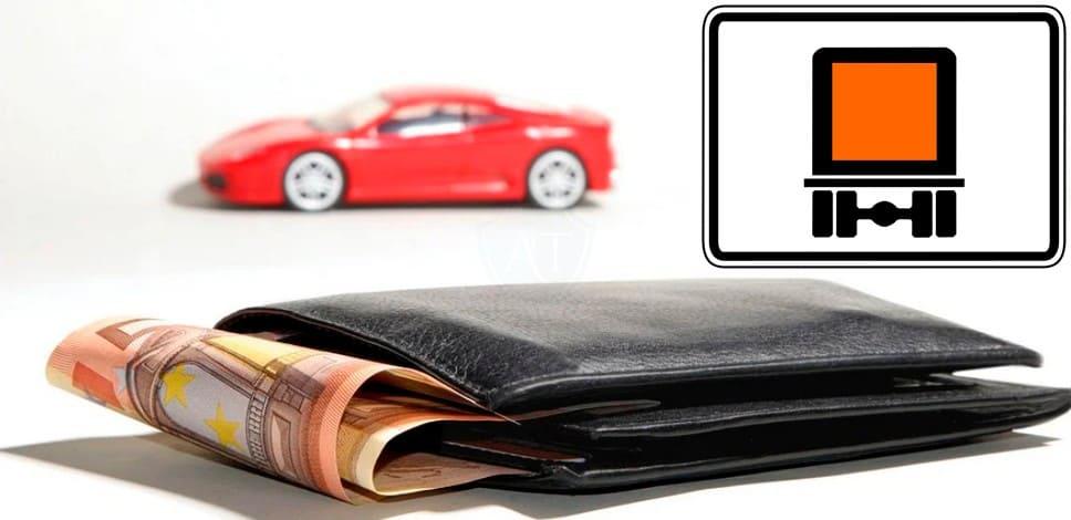Штраф за транспортировку бензина или спирта без документов