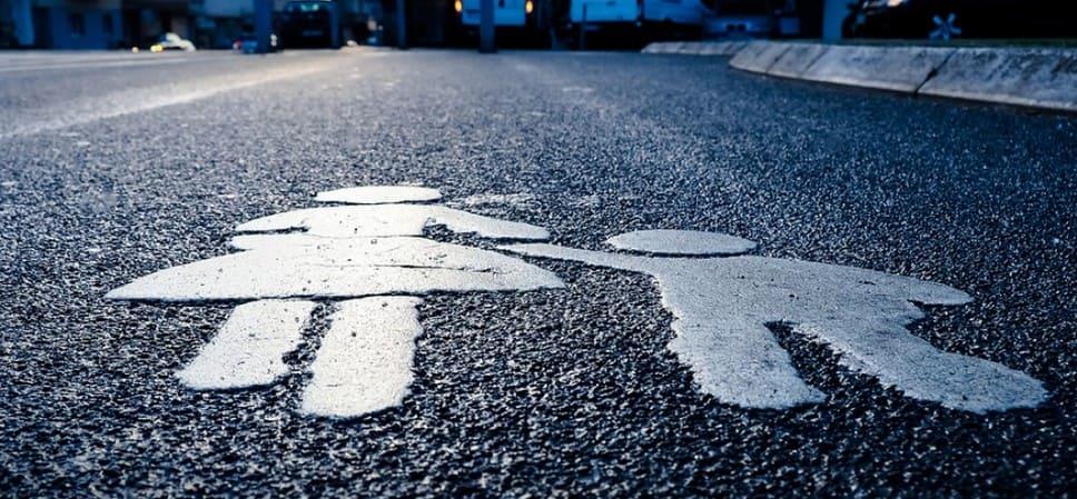 Уголовная ответственность водителя, если сбил пешехода