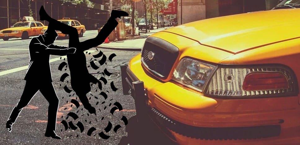 Увеличение штрафов для таксистов в 2021 году