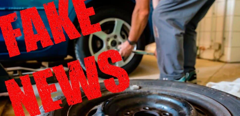 Вся правда о новом штрафе с 1 июня 2021 года за не переобутые колёса