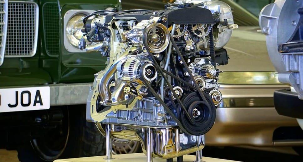 Замена родного двигателя на контрактный б/у