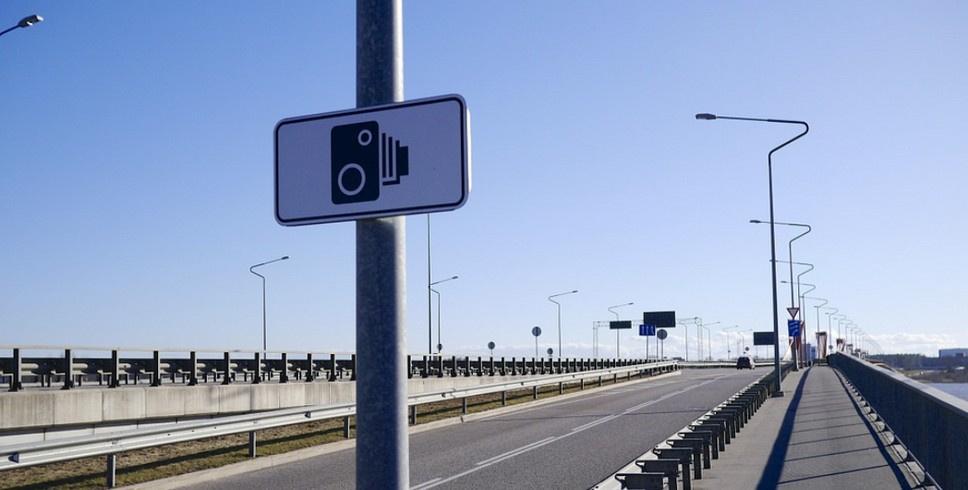 C 1 сентября камеры начнут штрафовать за страховку