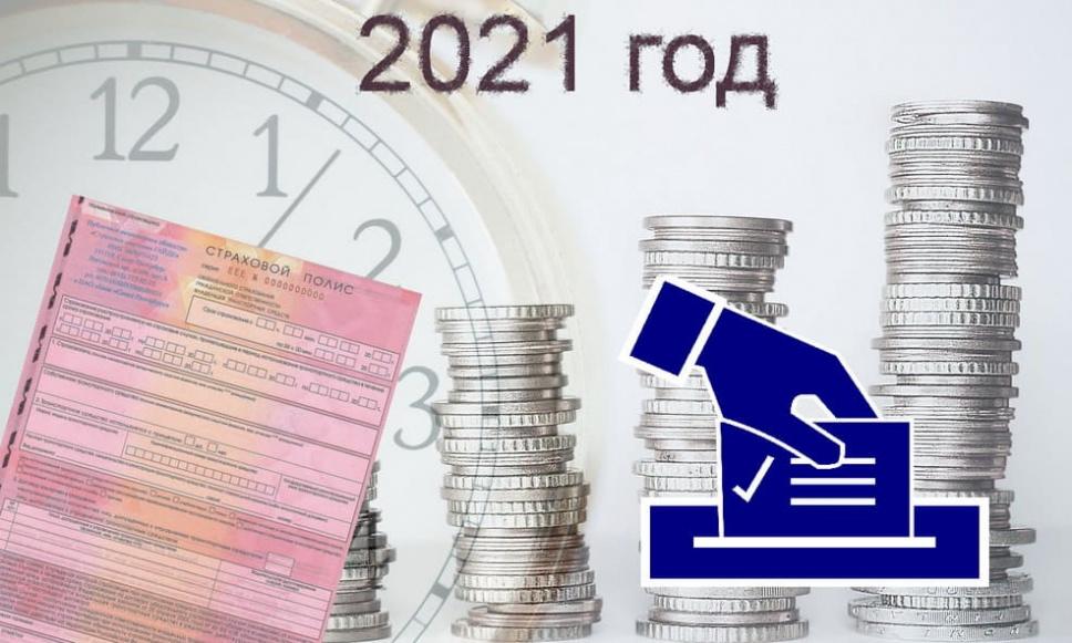 Реформы ОСАГО в 2021 году
