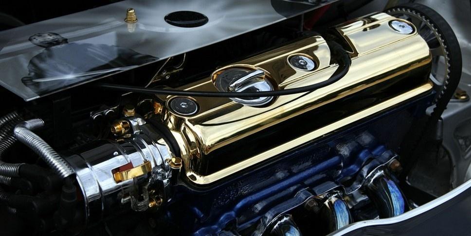 Замена мотора в ГАИ