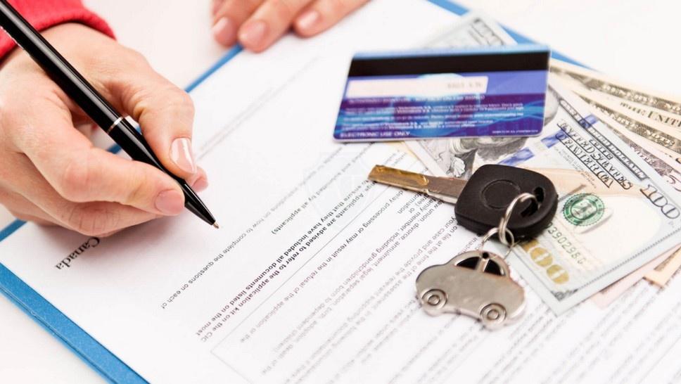 Страховка при продаже авто
