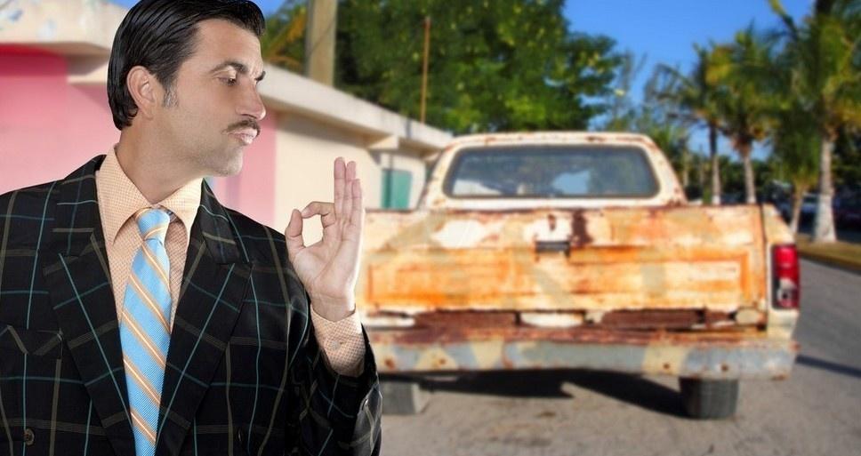 Как правильно покупать авто у перекупа и поставить на учёт?