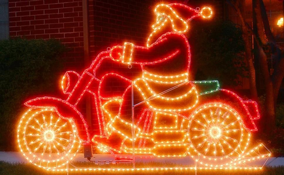 Изменения ПДД: мотоциклисты и светоотражающая одежда – правда?