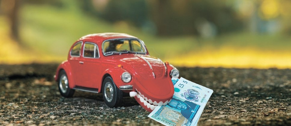 Авто с долгами