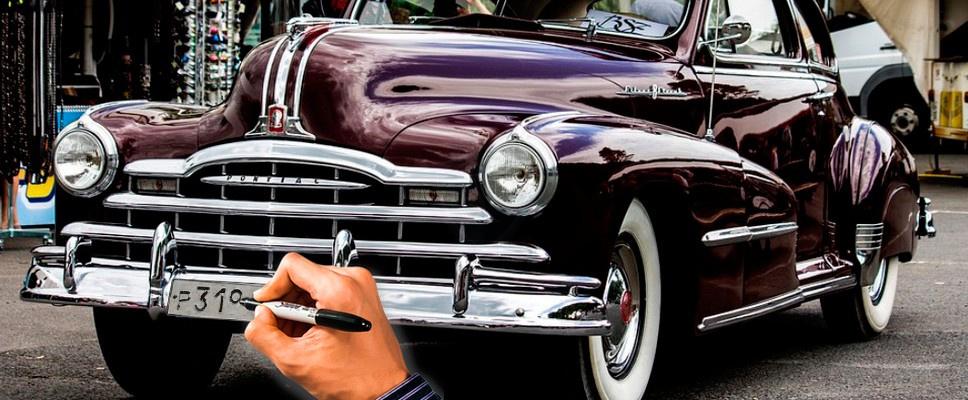Можно ли подкрасить номер машины и чем это грозит?