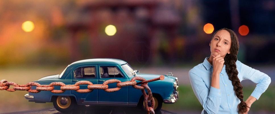 Можно ли покупать машину на вечном учёте и чем грозит?
