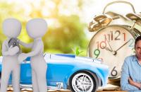 Как продать битую машину не снимая с учета