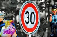Новый закон о 30 км/ч