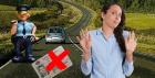 Езда с утерянными правами