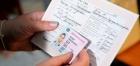 Новые отметки в водительском удостоверении