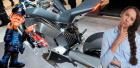 Электромотоцикл и ПДД