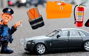Что возить в авто без штрафа?