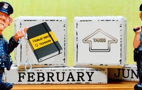 Новые штрафы в феврале